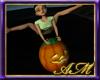 AM~Space Hopper Pumpkin