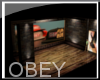 OBEY REAL ROOM..200.00$