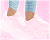 ♔ Sneakers e B.Pink