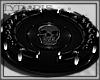 Skull Round Couch