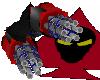 left giant robot pdws