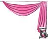 Curtain L Pink