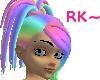 RK~ Arachnia Rainbow