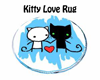 [TN] Kitty Love Rug