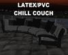 LATEX/PVC COUCH/SOFA