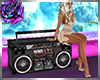 P-Boom Box Net Radio750+