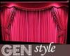 GEN Pink Curtain