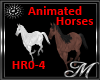 Multi Horses DJ light