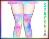 Pastel ThighHigh Socks 2