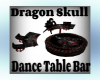 Dragon Skull Dance Table