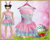 ~H~Kid Bunny Costume Fit