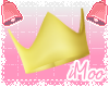 Floaty Gold Crown