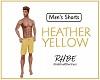 RHBE.Yellow Gym Shorts