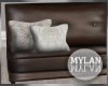 ~M~ | Leather Bench