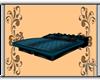 Tealicious No Pose Bed