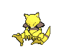 Animated Abra