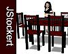 Blackhearted Table