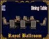 !K! Royal Dining Table