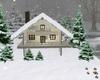 1st Christmas Cabin