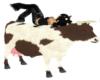 Suzie Cow Tabby w/sound