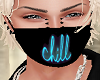 Black Chill Face Mask