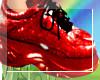 Ruby Red Chunks