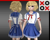 Cute Sailor/School Girl