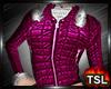[T] Cute Jacket Pink