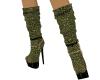Alligator Calf Boots
