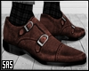 SAS-Ascot Shoes Brown