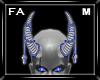(FA)ChainHornsM Blue4