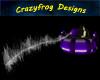 Crazy Purple Bumper Boat
