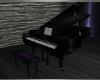 Purple Elegance Piano