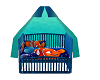 NEMO BED WITH POSES