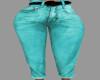 [BRI] Vintage Jeans Teal