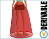 Layerable Bell Skirt