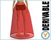 Layerable Bell Skirt