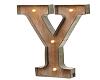 (AF) Sign Letter Y