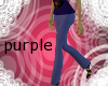 (MSis) Purple Pants