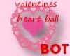 Valentine Heart Ball