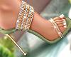 Chic Olive Heels