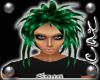 *CC* Crazy Green Hair