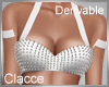 C derivable spike bra