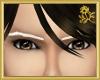 White Nikolaus Eyebrows