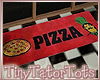 T. Pizza Rug