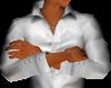White M Shirt (NO -Glow)