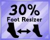 Foot Scaler 30%