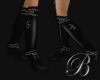 [B]studded stiletto boot