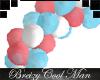 Balloons - 3 couleurs