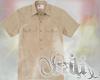 [CC] Khaki Sand Shirt